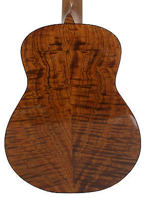 36 Baby Traveling Acoustic Guitar Solid Spruce Mahogany with Case B17-08