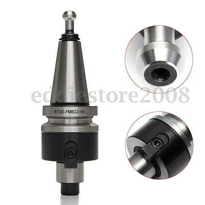 BT30-FMB22-45 End Mill Adapter Face CNC Milling Cutter Shell Arbor Holder 2""