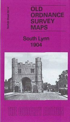 Old Ordnance Survey Map South Lynn 1904