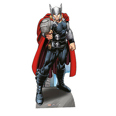 Pappaufsteller (Stand Up) Marvel Avengers Thor (184 cm)