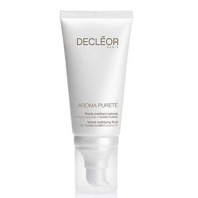 Decleor Arome Purete Velvet Matifying Fluid with Ylang Ylang Essential Oil) 50ml