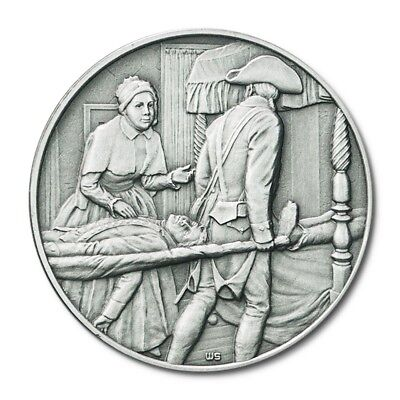 DAR Great Women of the American Revolution Catherine Littlefield Green Pewter Me