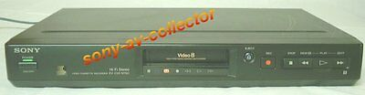 SONY EV-C20 Video8 8mm Video 8 HiFi Stereo Player Recorder VCR Deck EX