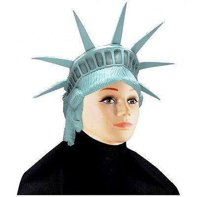 Statue of Liberty Crown Headpiece Adult Womens Halloween Costume Accessory