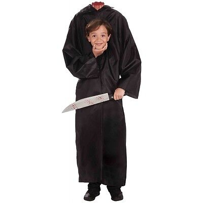 Headless Boy Costume Halloween Fancy Dress
