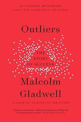 Outliers: The Story of Success by Malcolm Gladwell (English) Paperback Book Free