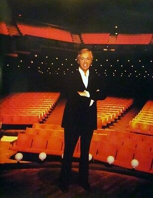 STU PHILLIPS Canadian country clipping 1980s Bracero color photo Grand Ole Opry