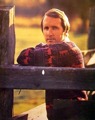 GEORGE HAMILTON IV Abilene country clipping 1980s color photo Grand Ole Opry