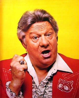 JERRY CLOWER country clipping 1980s color photo Grand Ole Opry comedian 8 x 10