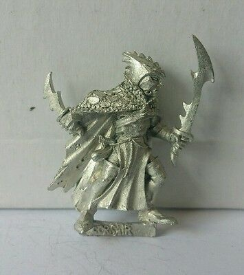 DARK ELF ELVES Corsair (c) x 1 metal model RARE Warhammer Fantasy AOS OOP