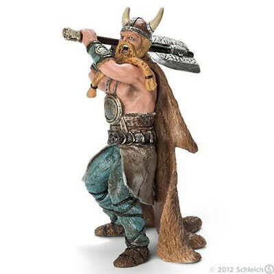 *NEW* SCHLEICH 70077 New Heroes The Wild Viking Figure - RETIRED