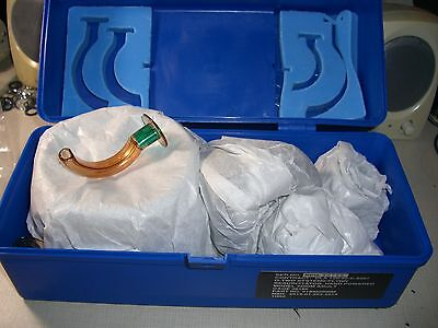 MD39 NEW O-TWO Adult Resuscitator Kit w/ Bag Masks Airways & Case CPR 01BM2000M
