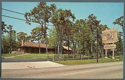 Myrtle Beach SC ~ Aunt Maude's Country Kitchen on Kings Hwy ~ vtg postcard