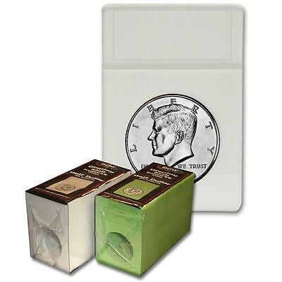 1 Pack of 25 BCW Half Dollar Coin Storage Display Slab Foam Inserts White only
