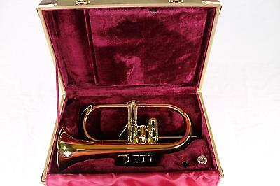 Jupiter XO Model 1646RL Professional Flugelhorn ROSE BRASS DISPLAY MODEL  QuinnT