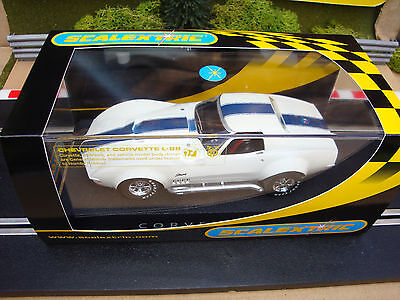 C2575 Brand New Boxed Chevrolet Corvette L-88 Gm Test Car Car