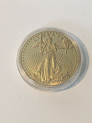 2010 American Eagle Gold Coin - Copy - Collectible