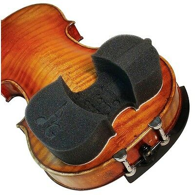 AcoustaGrip Concert Master Thick Shoulder Rest Charcoal LN