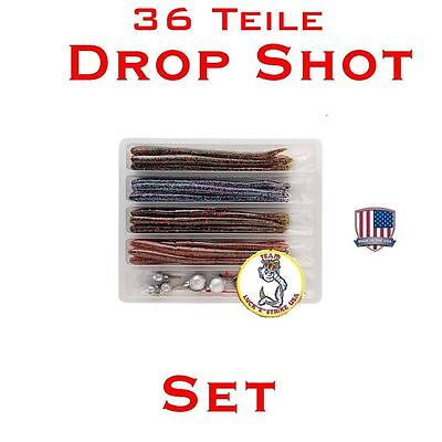 "36 Teile LUCK""E""STRIKE Drop Shot Set"