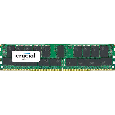 Crucial 64GB PC4-2400 DR x4 Registered ECC DIMM (4x16GB) for HPE GEN9 G9 Server