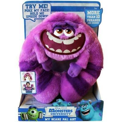 Monsters University My Scare Pal - Art Talking with Sounds 20060278 - New