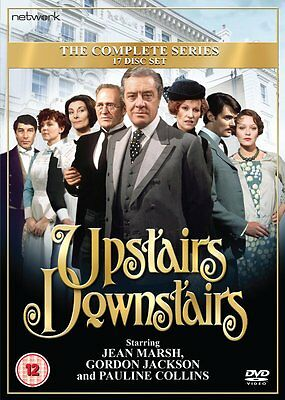 Upstairs Downstairs: Complete Series (Season) 1 2 3 4 5 Collection Box Set | DVD