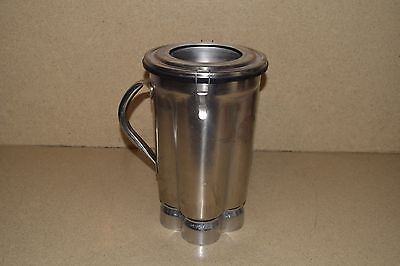 Industrial Blender Waring 1 Gallon Stainless Container  Cb-2-10  (Cc)