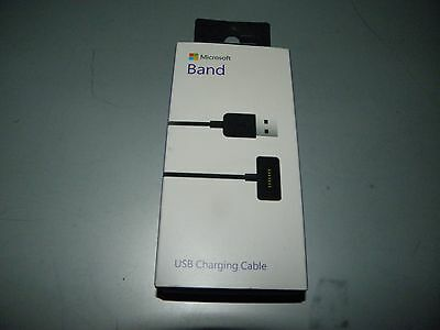 Microsoft Band Usb Charging Cable 3.28' 4M6-00001 Black  New