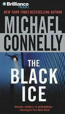 NEW The Black Ice By Michael Connelly Audio CD Free Shipping