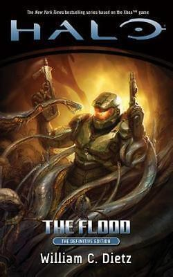 NEW Halo: The Flood By William C. Dietz Paperback Free Shipping