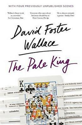 NEW The Pale King  By David Foster Wallace Paperback Free Shipping