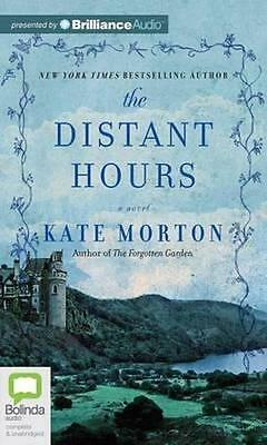 NEW The Distant Hours By Kate Morton CD in MP3 Format Free Shipping