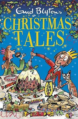 NEW Enid Blyton's Christmas Tales By Enid Blyton Paperback Free Shipping