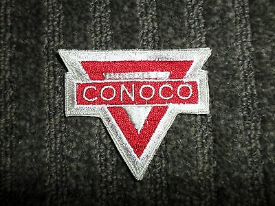 Vintage Conoco Patch 2 1/2 inches x 3 inches