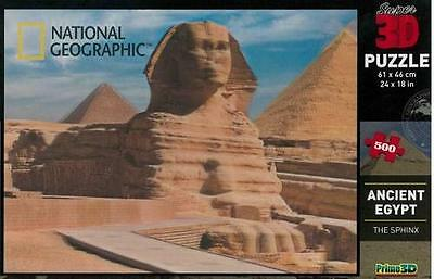 NEW Ancient Egypt: The Sphinx By Hinkler Books Puzzle Free Shipping