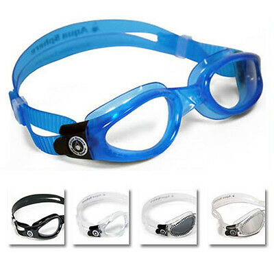 Aqua Sphere Kaiman Small Fit Swimming Goggles - Unisex Suitable for Teenagers