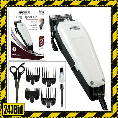 Wahl Performer Pet Dog Clippers Grooming Kit Animal Hair Clipper Trimmers Kit