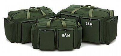 DAM Carp Carryall Barrow bag 4 Pockets Fishing  Medium Large Or Extra Large