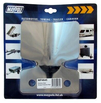 Bumper Protector - Stainless Steel 4645 MAYPOLE