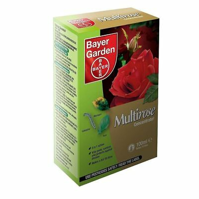 Bayer Garden Multirose 100ml Concentrate