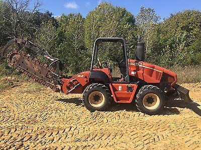 05 Ditch Witch RT115H Trencher  Very Good Condition