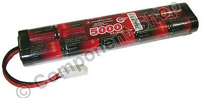 12V 5000mAh SC NiMH rechargeable stick type battery pack