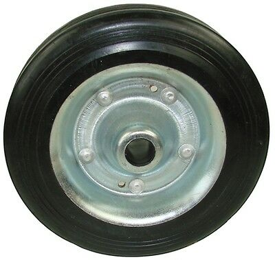 Jockey Wheel Spare Wheel  - Solid Tyre - For MP227 228A MAYPOLE