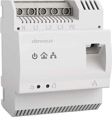 Powerline DINrail Adapter 1.2 Gbit/s Devolo Business Solutions dLAN® pro 1200 DI