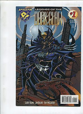 Dark Claw #1 - Through A Glass Darkly - (9.2)