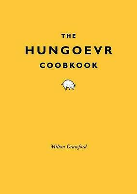 The Hungover Cookbook by Milton Crawford Hardcover Book (English)