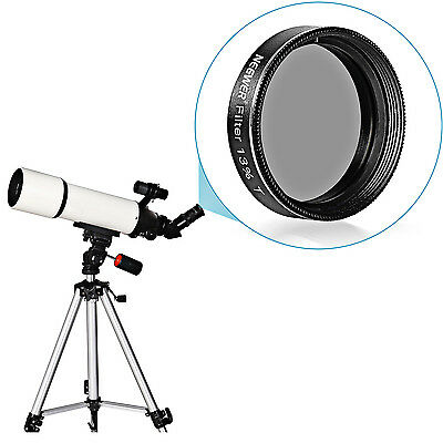 Neewer 1.25 Inch Neutral-Density 13 Percent Transmission Moon Filter