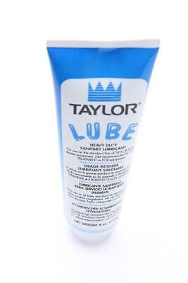 Taylor Soft Serve Lube Blue Label Part # 047518 4 ounce tube
