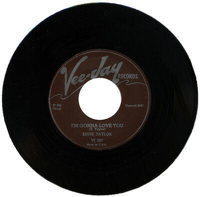 "Eddie Taylor  ""i'm Gonna Love You""    Driving R&b Classic   Listen!"