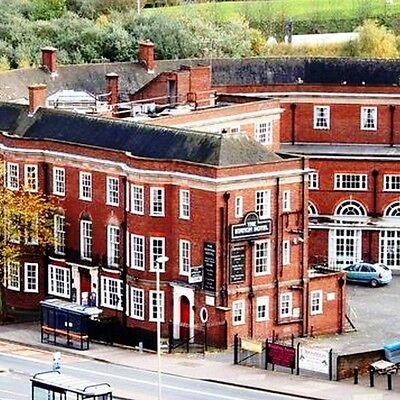 Station Hotel 1 night stay with breakfast in Dudley Hotel voucher